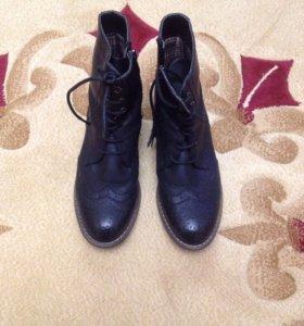 Оксфордский ботинок женский