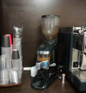 Кофемашина+кофемолка
