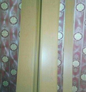 Дверь гармошка ПВХ