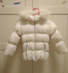 Куртка-пуховик 98 р