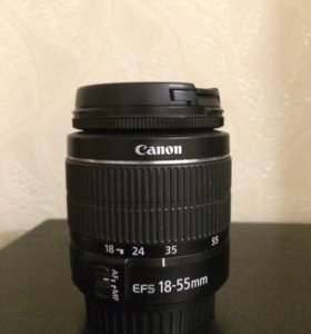 Продам объектив canon 18-55 с автофокусом.