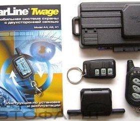 Автосигнализация StarLine Twage A2