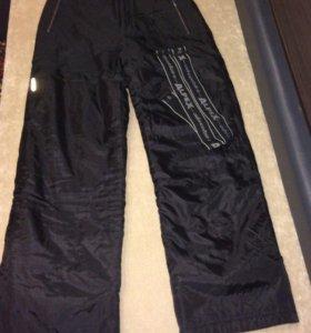Болоньевые штаны ALPEX