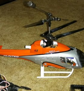 Вертолёт e-sky hunter