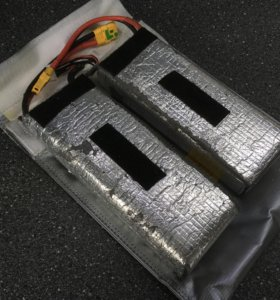LiPo батарея Gens Ace 9000mAh 6S1P 22.2V 25C-50C