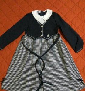 Платье дет. 140.