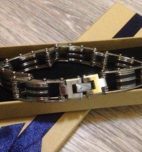 Мужской браслет новый