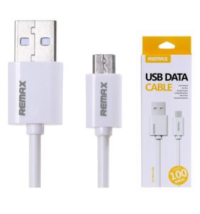 Оригинальный DATA CABLE REMAX micro USB