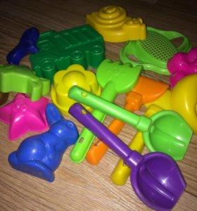 Песочные игрушки для деток