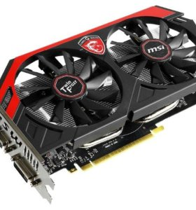 MSI GeForce 750 TI Gaming