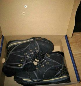 Ботинки зимние 40