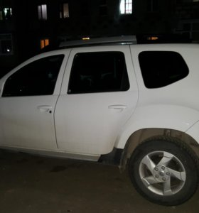 Renault Duster AT/4WD