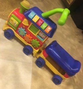 Паровоз игрушка