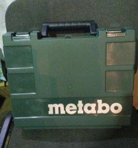 Кейс от шуруповёрта метабо