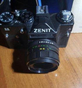 Зенит 11 Гелиос 44М-4