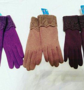 Новые перчатки 🤗