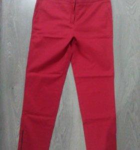 Укороченные брюки новые