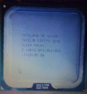 Процессор S775 Q6600 ( 4 ядра)