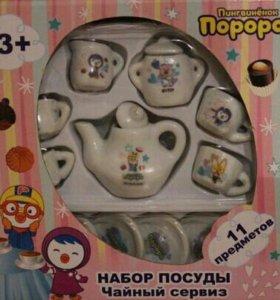 Игрушка Посудка