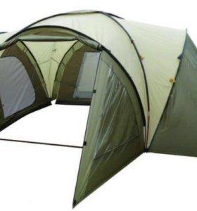 Палатка 6 местная + зал