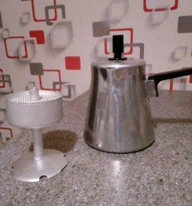 Кофеварка-турка с фильтром