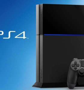 Sony playstation 4(3 диска) PS4