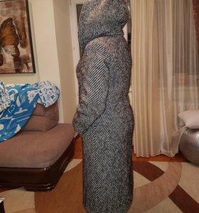 Пальто женское, зимнее шерсть
