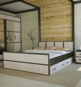 Сакура спальня