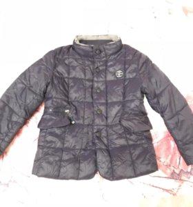 Детская фирменная куртка весна осень
