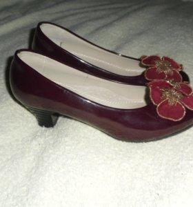 Туфельки для модняшки