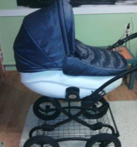 Детская коляска TUTIS Classic(2в1)