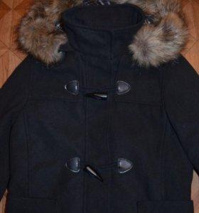 Куртка парка Bershka S