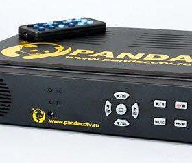 Видеорегистратор 4х- канальный