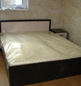 Фиеста кровать венге 1600мм