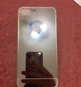 Чехлы на iPhone 6+/7+