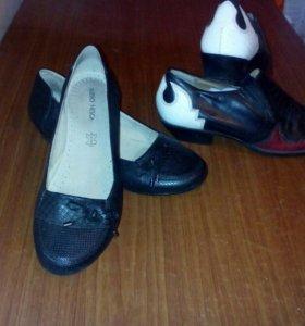 Туфли.кожа....ботинки.сапоги
