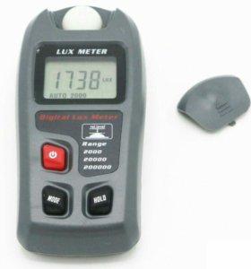 Люкс метр - прибор измерения освещенности