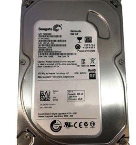 жесткий диск для пк на 500 гб