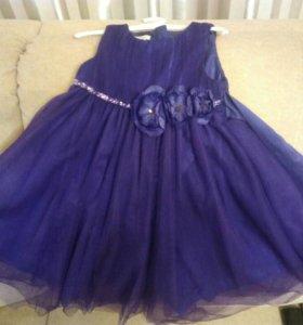 Платье Monsoon 4-5 л