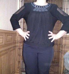 блузка, размер 52-56