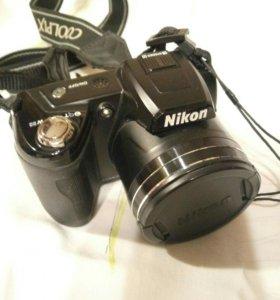 Nikon Coolpix L110 с чехлом