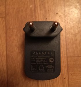 Зарядное устройство ALCATEL