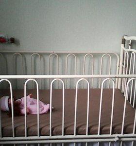 Кроватка - трансформер