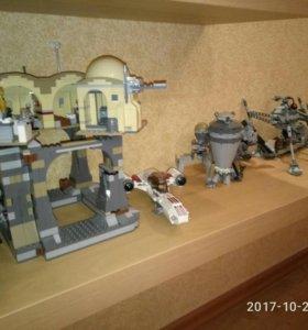 Лего Звездные Войны все наборы.