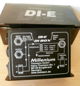 DI-BOX Millenium Германия
