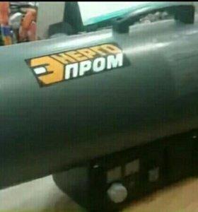 Газовая пушка 50 киловат