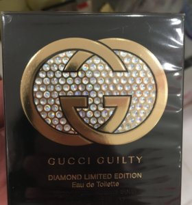 Туалетная вода Gucci guilty 50 ml