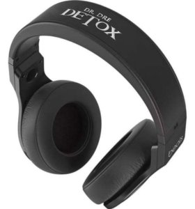 Monster Beats by Dr.Dre «Detox» (limited edition)