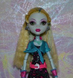 Кукла Monster High Lagoona Blue / Лагуна Блю