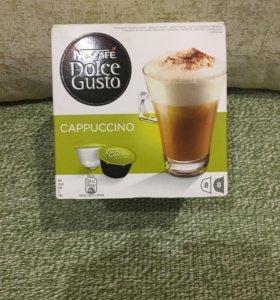 Капсулы для кофемашины «Nescafe Dolce Gusto»